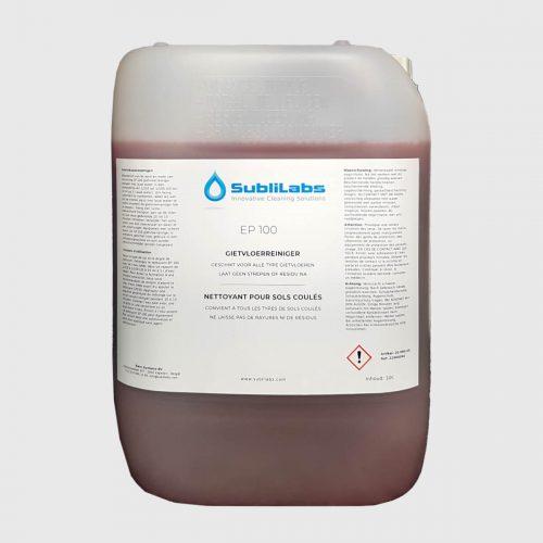 Gietvloerreiniger EP100 - 10 liter