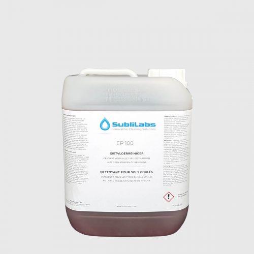 Gietvloerreiniger EP100 5 liter